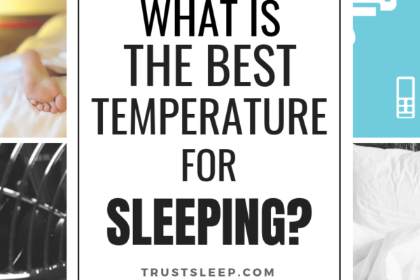 best temperature for sleeping