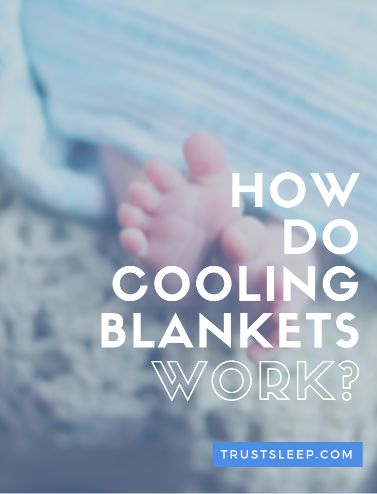 how do cooling blankets work?